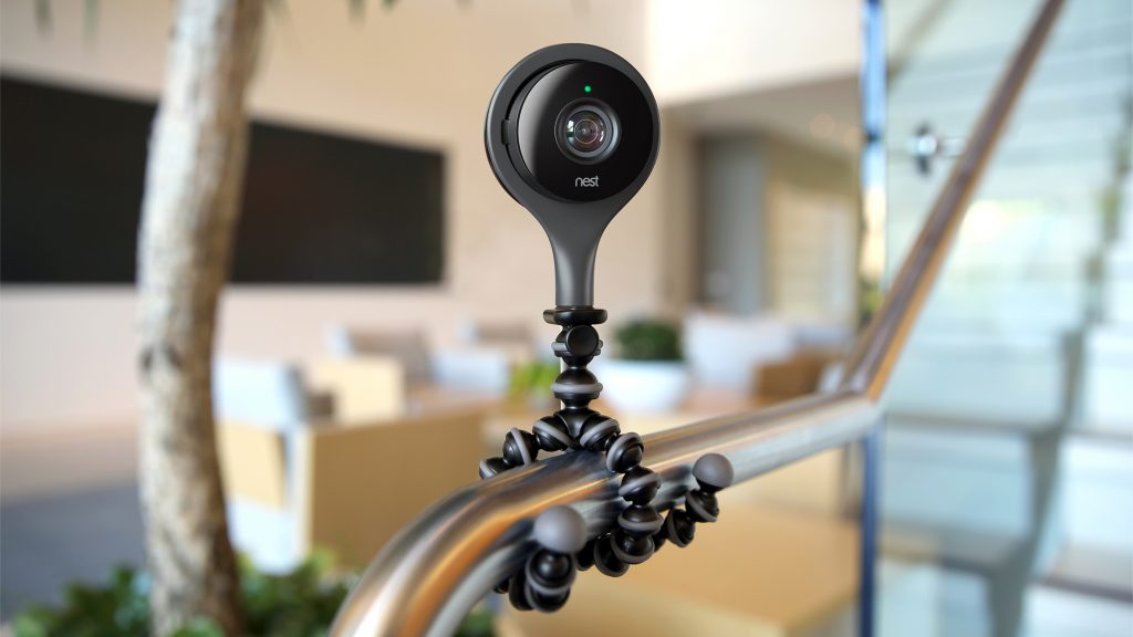 Google Nest Cam (Indoor)