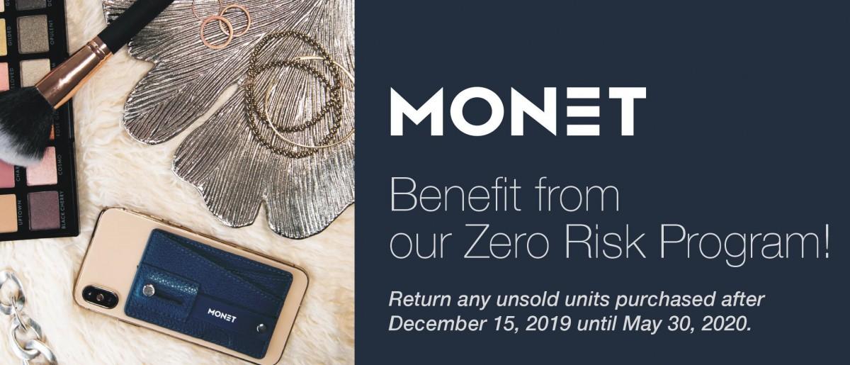 Monet Zero Risk